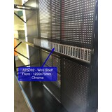 Wire Shelf Front (Fence) : 1200 MM (W) x 75 MM (H)